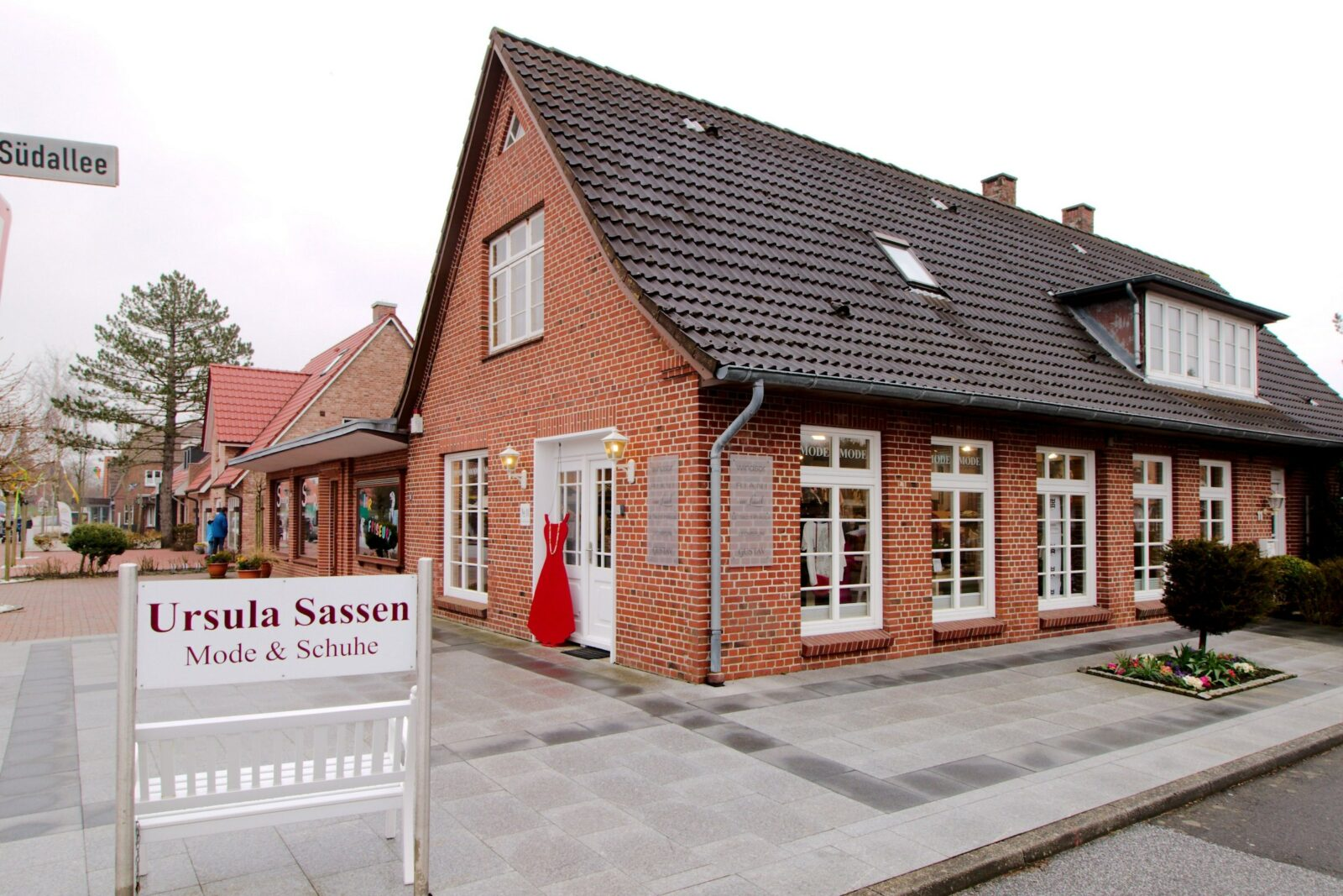 Mode Sassen St Peter Ording Badallee Start